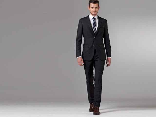 Μαύρο Κουστούμι και πως να το φορέσετε - Lifesharing 53b22642df2